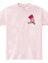 Bear - wrestler? Pink