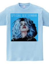 blue hair marilyn