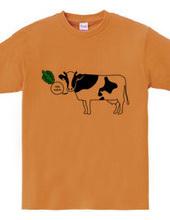 Hokkaido milk cows