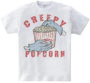 Creepy popcorn