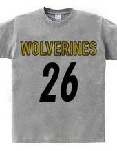 Wolverines #26