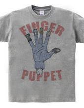 creepy finger puppet