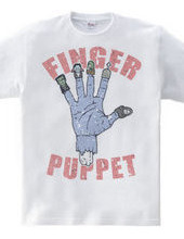creepy finger puppet