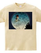 月までサイクリング