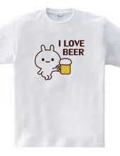 I LOVE BEER~ウサギとビール~