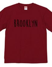 ブルックリン シンプルロゴ アメリカUSA