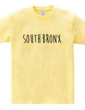 サウスブロンクス シンプルロゴ アメリカUSA