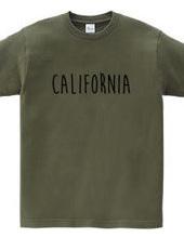 カリフォルニア シンプルロゴ アメリカUSA