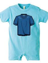 Tシャツのドット絵