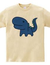 子供の恐竜