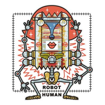 ガイコツロボット誕生!
