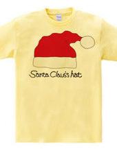 サンタクロースの帽子