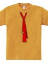 赤いネクタイ