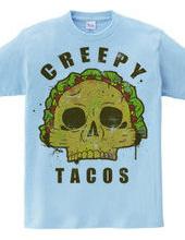 skull tacos
