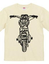 オートバイ TriumphTR6