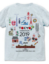 RUN TOKYO 東京を走る