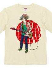 Bass Guitar Girl