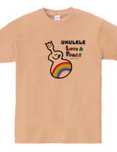 Ukulele Love & Peace
