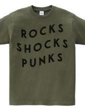 ROCKS SHOCKS PUNKS
