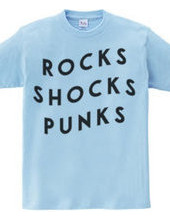 ROCKS SHOCKS PUNKS
