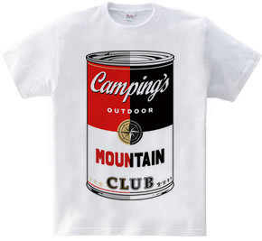 Camping's -Red&Black-