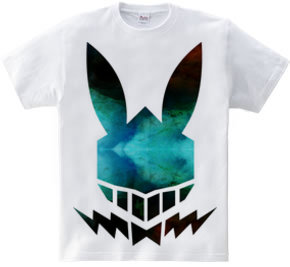 RABBIT KNIGHT SEE BLUE COLOR