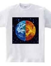 Earth&Venus