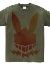 RABBIT KNIGHT ORANGE COLOR