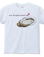 牡蠣愛が止まらない