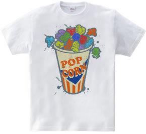 Crazy popcorn