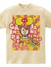 がんばれポークたま子Tシャツ