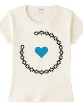 Heart of Chains BLUE