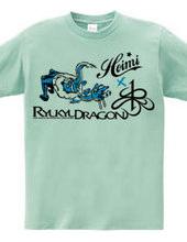 琉球ドラゴンスープレックス!