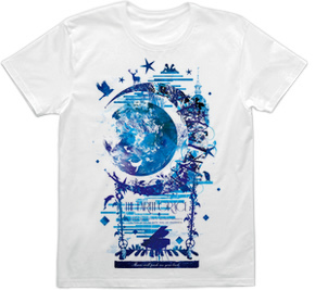 THE EARTH GRACE - AQUABLUE -