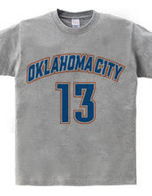 Oklahoma City #13