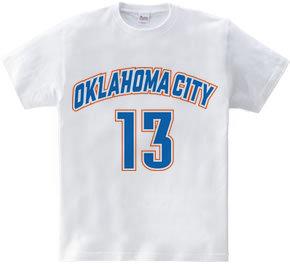 Oklahoma City #13