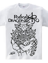 琉球ドラゴンプロレスリングT