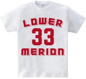 Lower Merion高校 #33