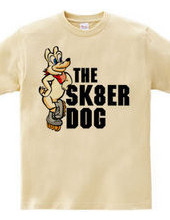 THE SK8ER DOG