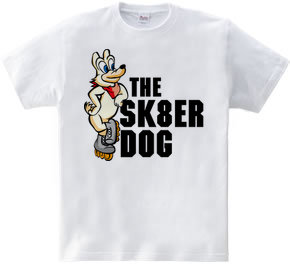 THE SK8ER DOG