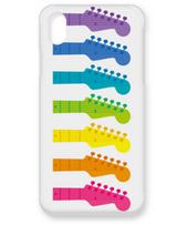 虹色ギターヘッド