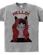 赤髪猫の肖像-D