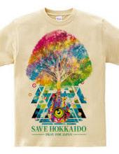 PRAY FOR JAPAN HOKKAIDO
