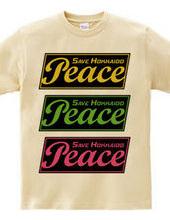 PEACE LOGO STICKER