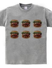Six Burgers