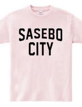 SASEBO CITY 佐世保 ロゴ