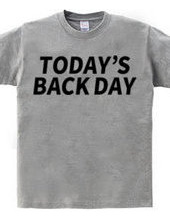 TODAY'S BACK DAY