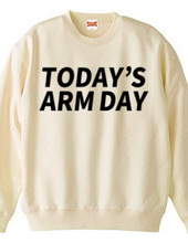 TODAY'S ARM DAY