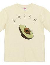 Creepy avocado