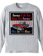 インパラがインパラでドライブ中!